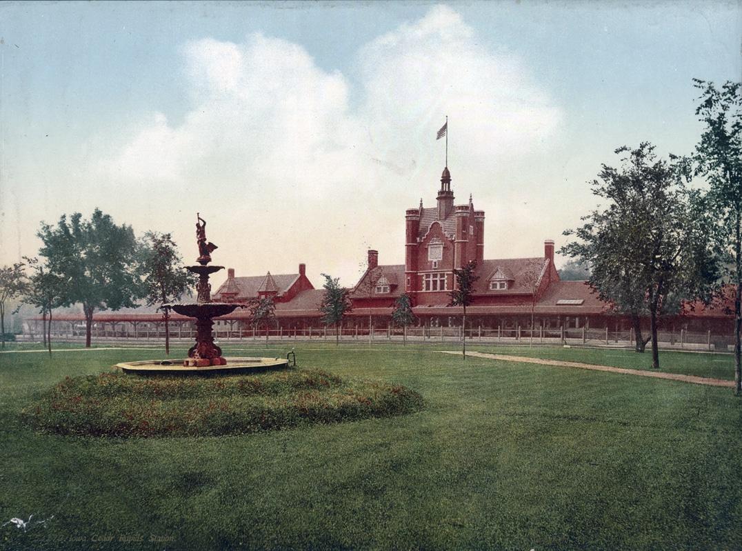 Original, Vintage photochrome - 1898