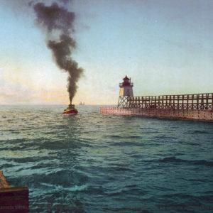 Original, Vintage photochrome - 1900