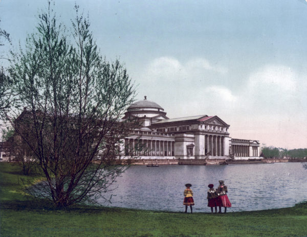 Original, Vintage photochrome - 1901