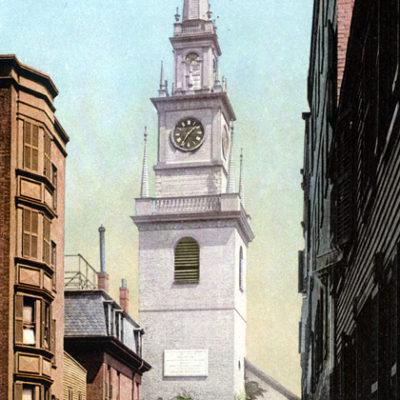 Original, Vintage Photochrome - Year Unknown