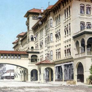 Original, Vintage Photochrome - Year 1901