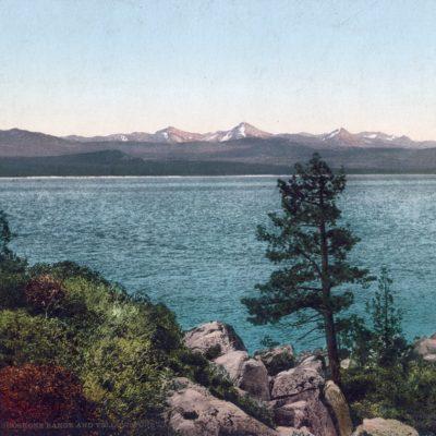 Original, Vintage Photochrome - Year 1906