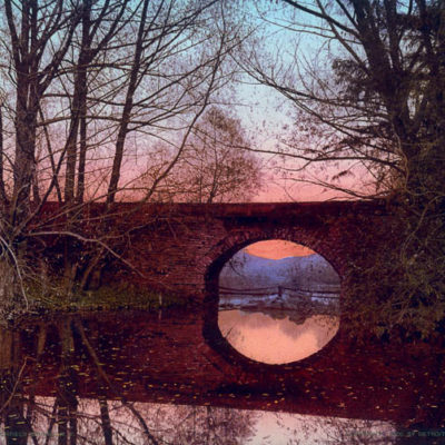 Farnum Bridge, Richfield Springs, NY (Palmer Bridge) #53478