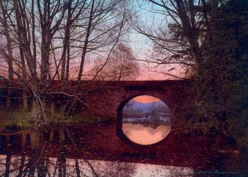 Farnum Bridge, Richfield Springs, NY (Palmer Bridge) #53478