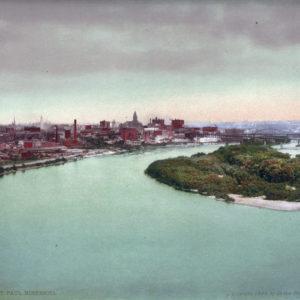 Original, Vintage Photochrome - Year 1898