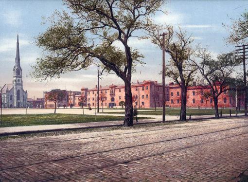 The Citadel, Marion Square, Charleston, SC #53518