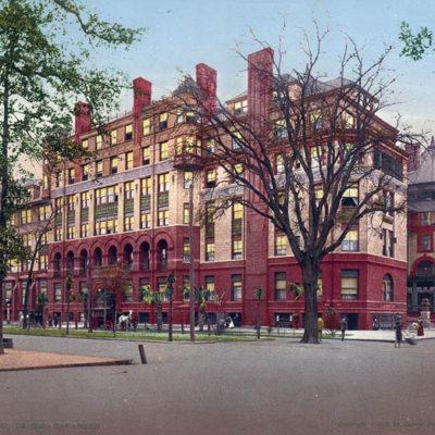 Hotel De Soto, Savannah, Georgia #53523