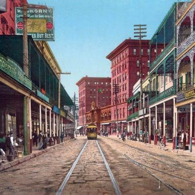 St. Charles Street, New Orleans #53530