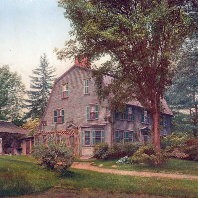 The Old Manse, Concord, MA #53549