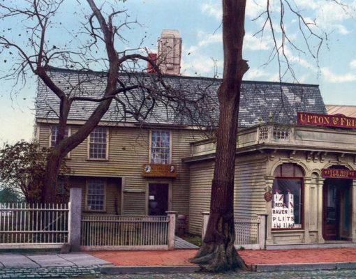 The Witch House, Salem, MA #53634