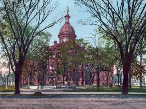 Court House, Milwaukee, WI #53680