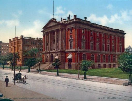 Massachusetts Institute of Technology, Boston, MA #53688
