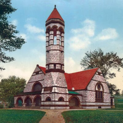 Rollins Chapel, Dartmouth College, Hanover, NH #53694