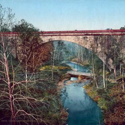 Cabin John Bridge Near Washington, Montgomery County, DC #53712