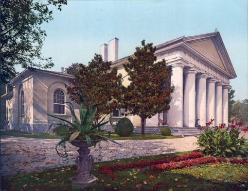 The Curtis-Lee Mansion, Arlington, VA #53713
