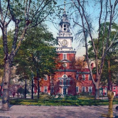 Independence Hall, Philadelphia, PA #53723