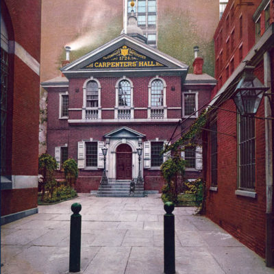 Carpenter's Hall, Philadelphia, PA #53725