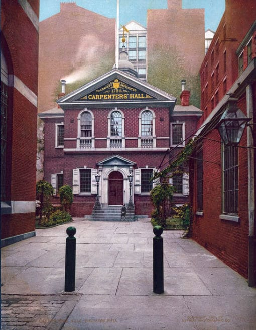 Carpenter's Hall, Philadelphia, PA #53725