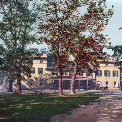 Strawberry Mansion, Fairmount Park, Philadelphia, PA #53728