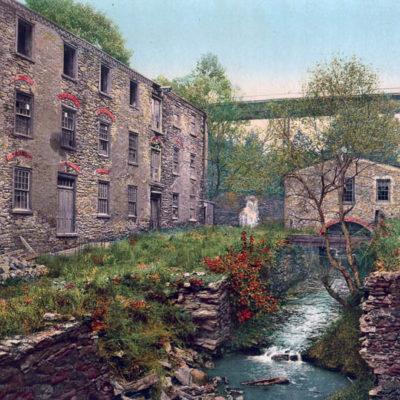 The Old Mill, Pennsylvania #53737