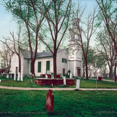 St. John's Church, Richmond, VA #53771