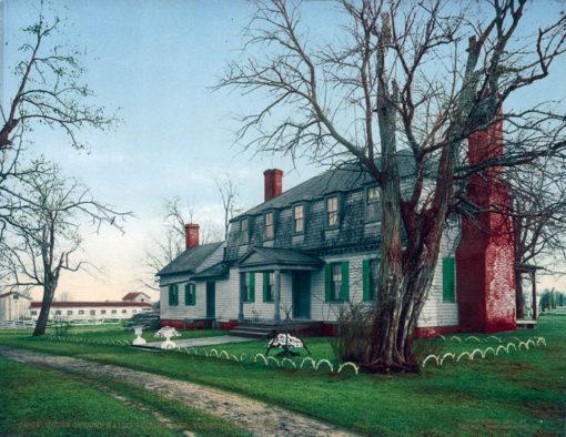 House of Cornwallis's Surrender, Yorktown, Virginia #54024