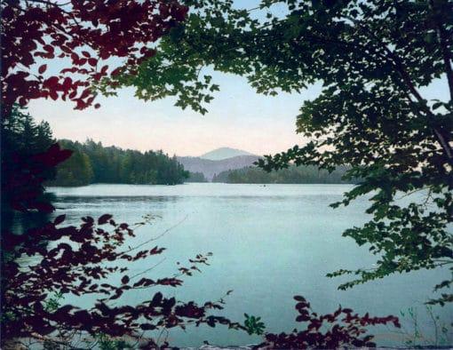 Upper Loon Lake, Adirondack Mountains, Franklin County, NY #54031