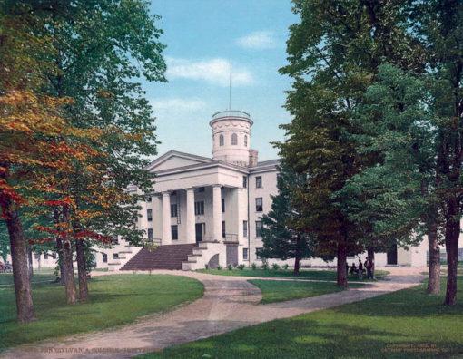 Pennsylvania College, Gettysburg #54071