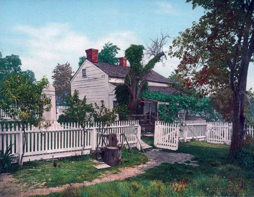 General Meade's Headquarters, Gettysburg #54072