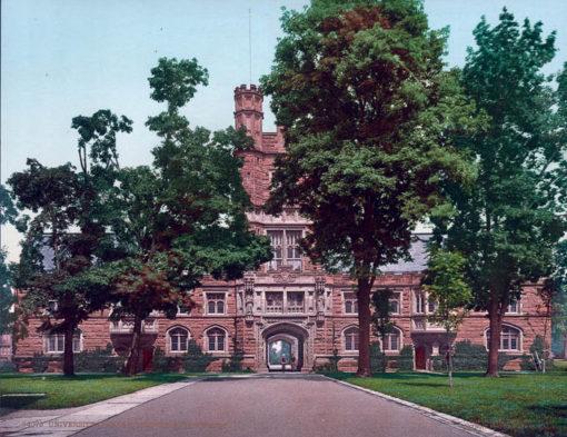 University Library, Princeton University, NJ, #54075