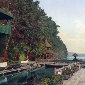 Original, Vintage Photochrome - Year 1904