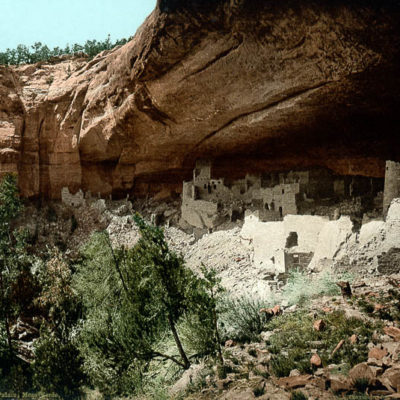 Cliff Palace, Mesa Verde #53116