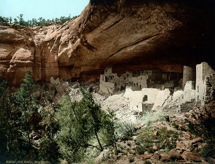 Cliff Palace, Mesa Verde #53116