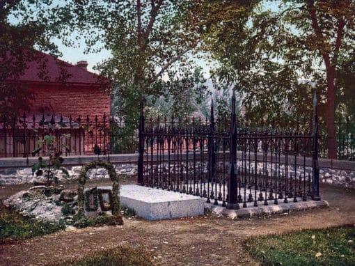 Grave of Brigham Young, Salt Lake City, UT # 53420