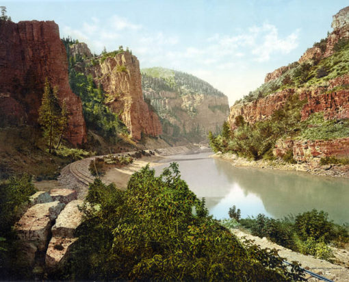 Echo Cliffs, Grand Canyon River 59020
