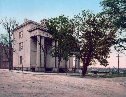 The Jefferson Davis Mansion, Richmond, VA